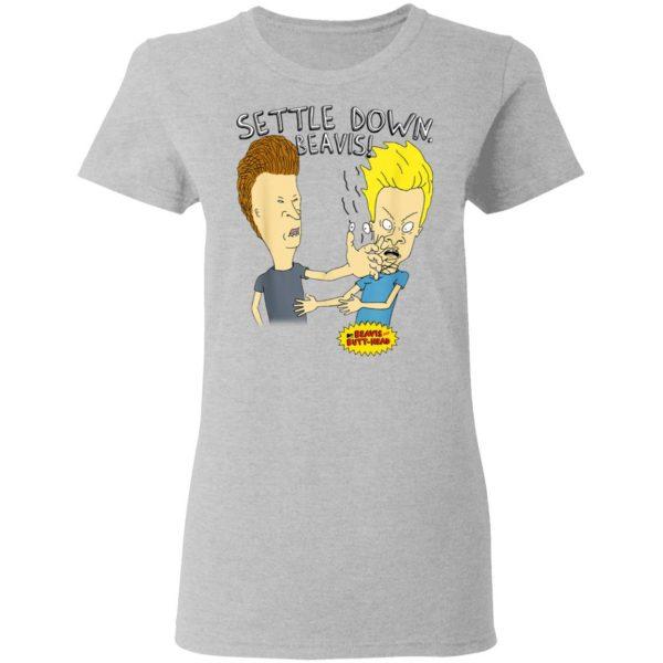 Beavis And Butt-Head Settle Down Beavis T-Shirts, Hoodies, Sweater Apparel 8