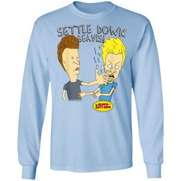 Beavis And Butt-Head Settle Down Beavis T-Shirts, Hoodies, Sweater Apparel 11