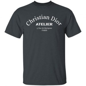 Christian Dior Atelier T-Shirts, Hoodies, Sweater Apparel 2