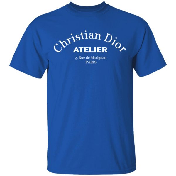 Christian Dior Atelier T-Shirts, Hoodies, Sweater Apparel 6