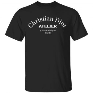 Christian Dior Atelier T-Shirts, Hoodies, Sweater Apparel