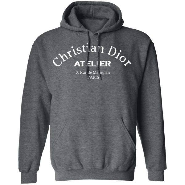 Christian Dior Atelier T-Shirts, Hoodies, Sweater Apparel 14