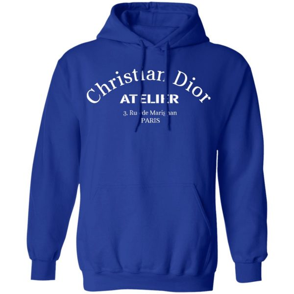 Christian Dior Atelier T-Shirts, Hoodies, Sweater Apparel 15