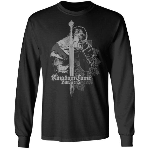 Kingdom Come Deliverance T-Shirts, Hoodies, Sweater Apparel 11