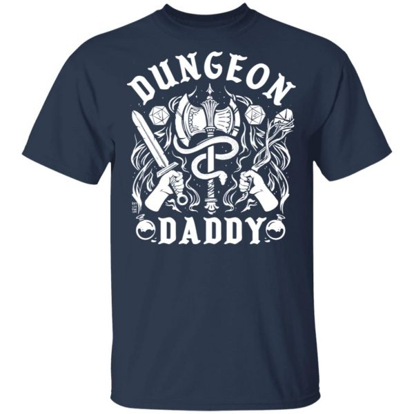 Dungeon Daddy Dungeon Master T-Shirts, Hoodies, Sweater Apparel 5