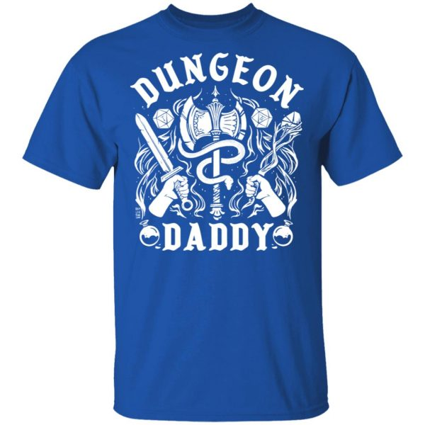 Dungeon Daddy Dungeon Master T-Shirts, Hoodies, Sweater Apparel 6