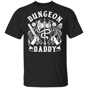 Dungeon Daddy Dungeon Master T-Shirts, Hoodies, Sweater Apparel