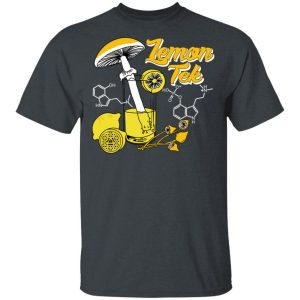 Lemon Tek T-Shirts, Hoodies, Sweater Apparel 2
