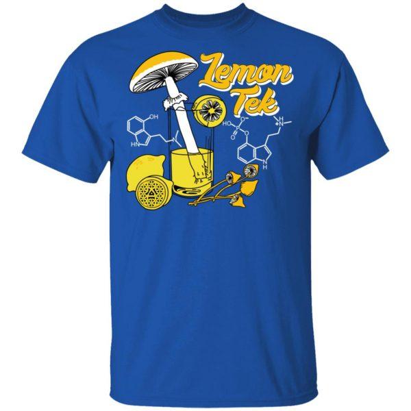 Lemon Tek T-Shirts, Hoodies, Sweater Apparel 6