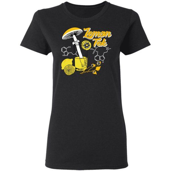 Lemon Tek T-Shirts, Hoodies, Sweater Apparel 7
