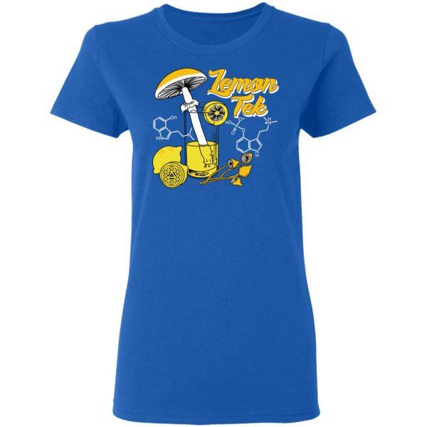Lemon Tek T-Shirts, Hoodies, Sweater Apparel 10