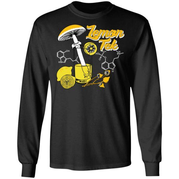 Lemon Tek T-Shirts, Hoodies, Sweater Apparel 11