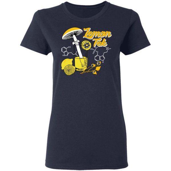 Lemon Tek T-Shirts, Hoodies, Sweater Apparel 9