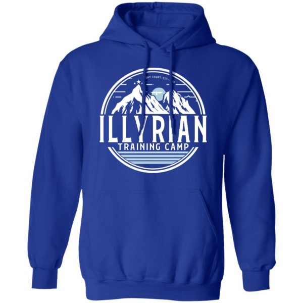 Illyrian Training Camp T-Shirts, Hoodies, Sweater Apparel 15