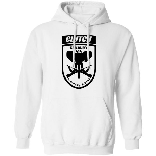 Clutch Elephant Riders Cavalry 414 T-Shirts, Hoodies, Sweater Apparel 13