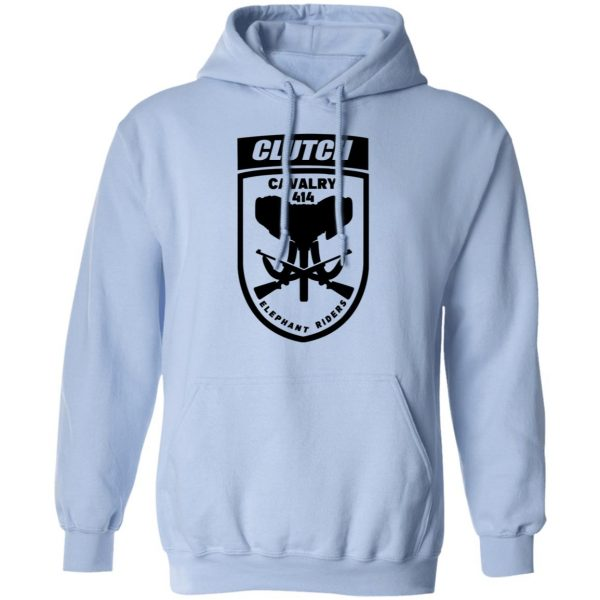 Clutch Elephant Riders Cavalry 414 T-Shirts, Hoodies, Sweater Apparel 14
