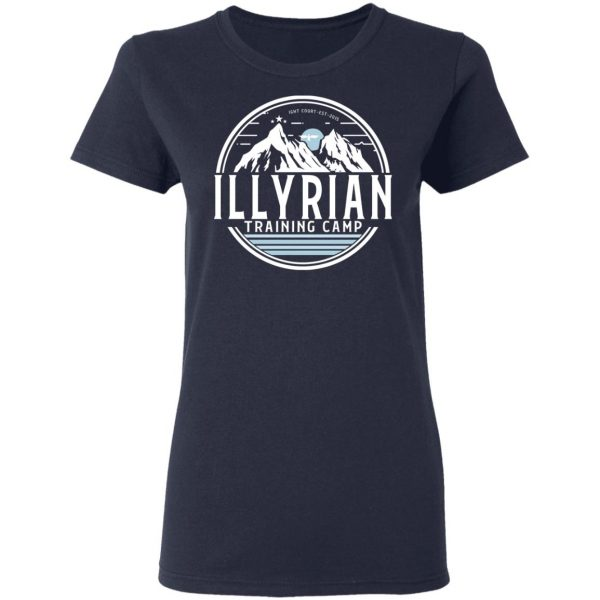 Illyrian Training Camp T-Shirts, Hoodies, Sweater Apparel 9