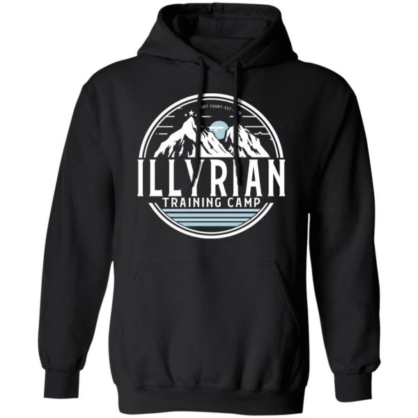 Illyrian Training Camp T-Shirts, Hoodies, Sweater Apparel 12