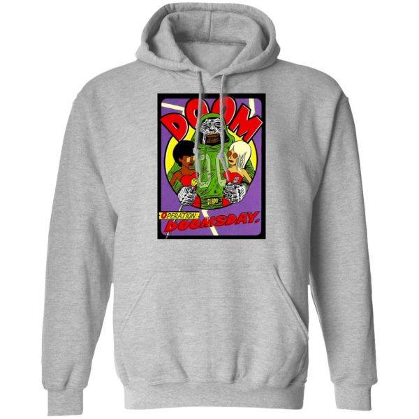 MF Doom Operation Doomsday T-Shirts, Hoodies, Sweater Apparel 12