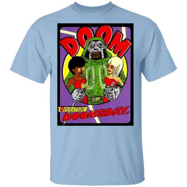 MF Doom Operation Doomsday T-Shirts, Hoodies, Sweater Apparel 3
