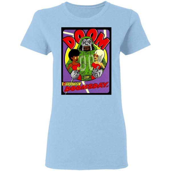 MF Doom Operation Doomsday T-Shirts, Hoodies, Sweater Apparel 6