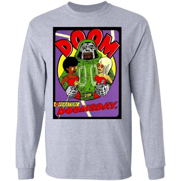 MF Doom Operation Doomsday T-Shirts, Hoodies, Sweater Apparel 9