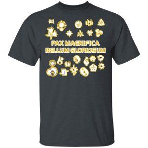 Duotone Faction Symbols Pax Magnifica Bellum Gloriosum Twilight Imperium T-Shirts, Hoodies, Sweater Apparel 2