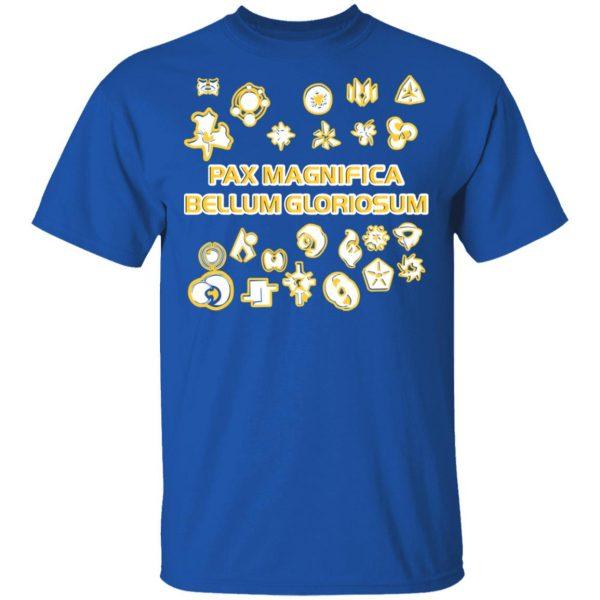 Duotone Faction Symbols Pax Magnifica Bellum Gloriosum Twilight Imperium T-Shirts, Hoodies, Sweater Apparel 6
