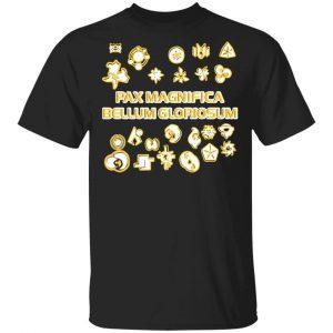 Duotone Faction Symbols Pax Magnifica Bellum Gloriosum Twilight Imperium T-Shirts, Hoodies, Sweater Apparel