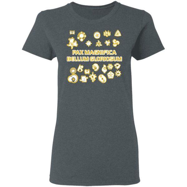 Duotone Faction Symbols Pax Magnifica Bellum Gloriosum Twilight Imperium T-Shirts, Hoodies, Sweater Apparel 8