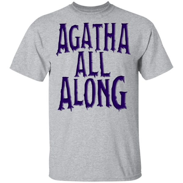 Agatha All Along Wandavision T-Shirts, Hoodies, Sweater Apparel 5