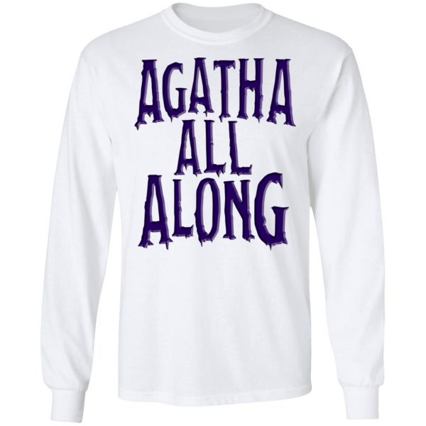 Agatha All Along Wandavision T-Shirts, Hoodies, Sweater Apparel 10