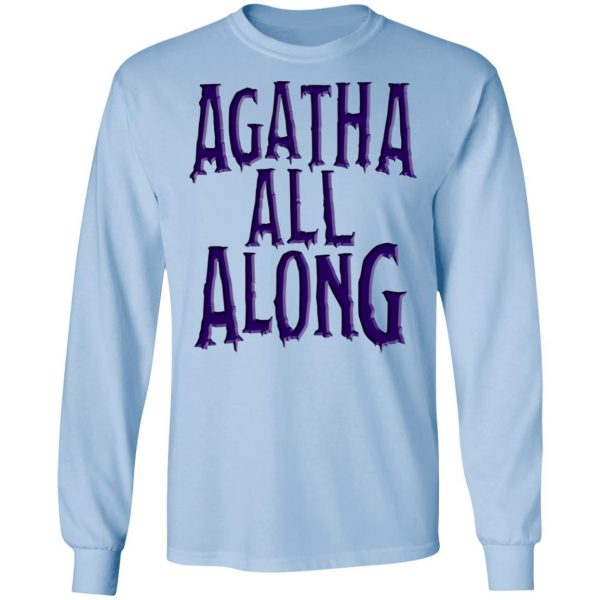 Agatha All Along Wandavision T-Shirts, Hoodies, Sweater Apparel 11