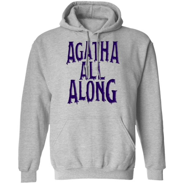 Agatha All Along Wandavision T-Shirts, Hoodies, Sweater Apparel 12