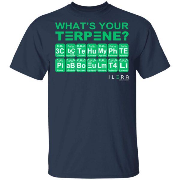 What's Your Terpene Ilera Healthcare T-Shirts, Hoodies, Sweater Apparel 5