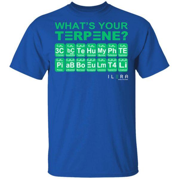 What's Your Terpene Ilera Healthcare T-Shirts, Hoodies, Sweater Apparel 6