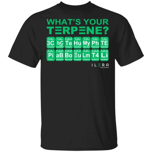 What's Your Terpene Ilera Healthcare T-Shirts, Hoodies, Sweater Apparel 3