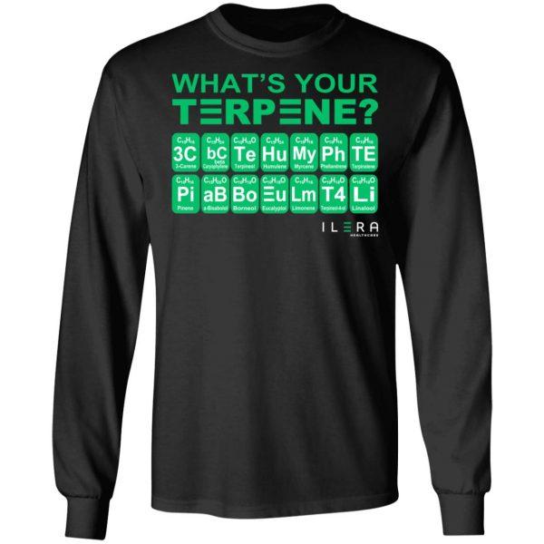 What's Your Terpene Ilera Healthcare T-Shirts, Hoodies, Sweater Apparel 11