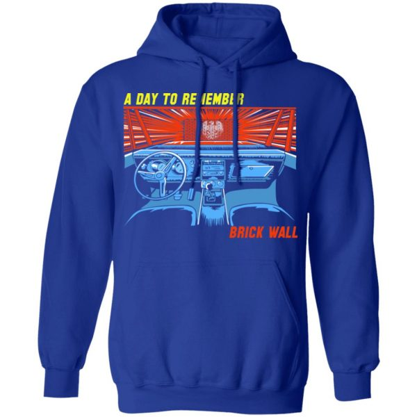 A Day To Remember Brick Wall T-Shirts, Hoodies, Sweater Apparel 15