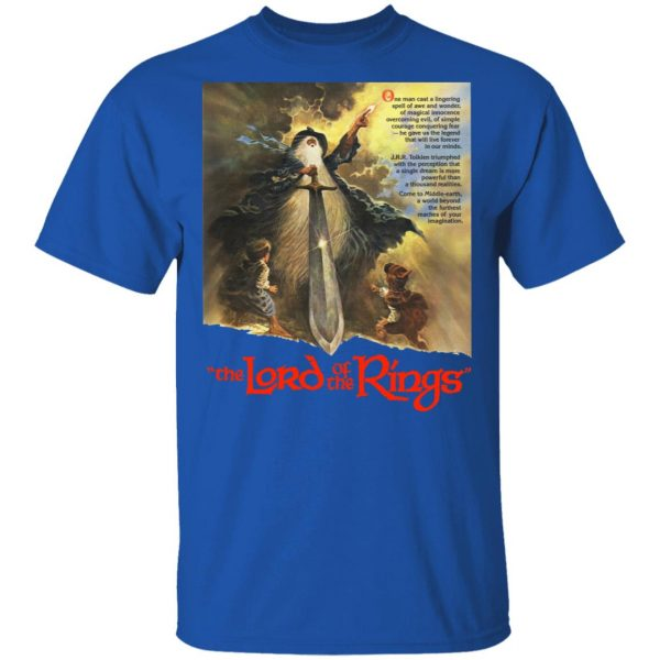 The Lord Of The Rings T-Shirts, Hoodies, Sweater Apparel 6