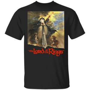 The Lord Of The Rings T-Shirts, Hoodies, Sweater Apparel