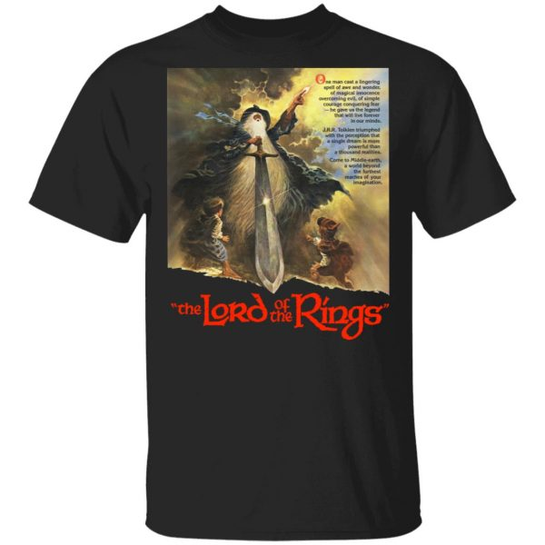 The Lord Of The Rings T-Shirts, Hoodies, Sweater Apparel 3