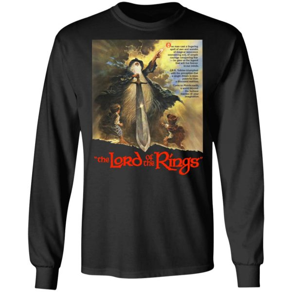 The Lord Of The Rings T-Shirts, Hoodies, Sweater Apparel 11