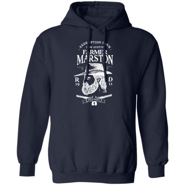 Farmer Marston Redemption Farm New Austin 1911 T-Shirts, Hoodies, Sweater Apparel 13