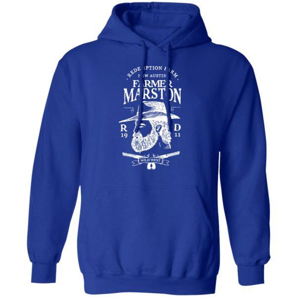 Farmer Marston Redemption Farm New Austin 1911 T-Shirts, Hoodies, Sweater Apparel 15