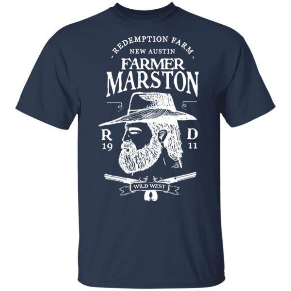 Farmer Marston Redemption Farm New Austin 1911 T-Shirts, Hoodies, Sweater Apparel 5