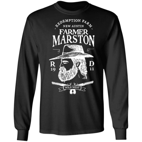 Farmer Marston Redemption Farm New Austin 1911 T-Shirts, Hoodies, Sweater Apparel 11