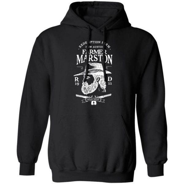 Farmer Marston Redemption Farm New Austin 1911 T-Shirts, Hoodies, Sweater Apparel 12