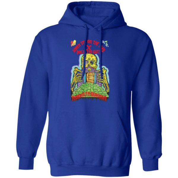 When I'm On The Way Hold The Gate Remember To Remember T-Shirts, Hoodies, Sweater Apparel 12