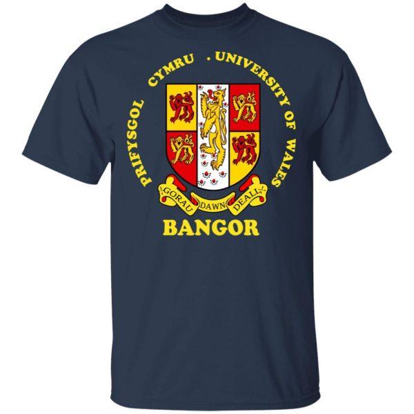 Bangor Prifysgol Cymru University Of Wales T-Shirts, Hoodies, Sweater Apparel 5